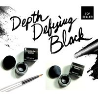Depth Defying Indelible Gel Eyeliner Blackout