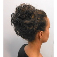 Big Twist Scrunchie Hairpiece Beautiful Brunettes