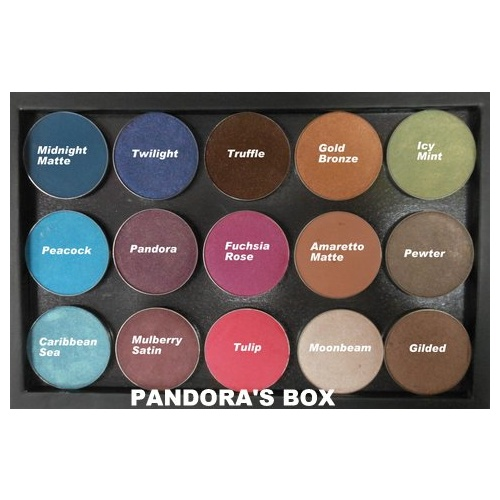 Pandora's Box Pre-Selected miyipalette Magnetic Palette Collection